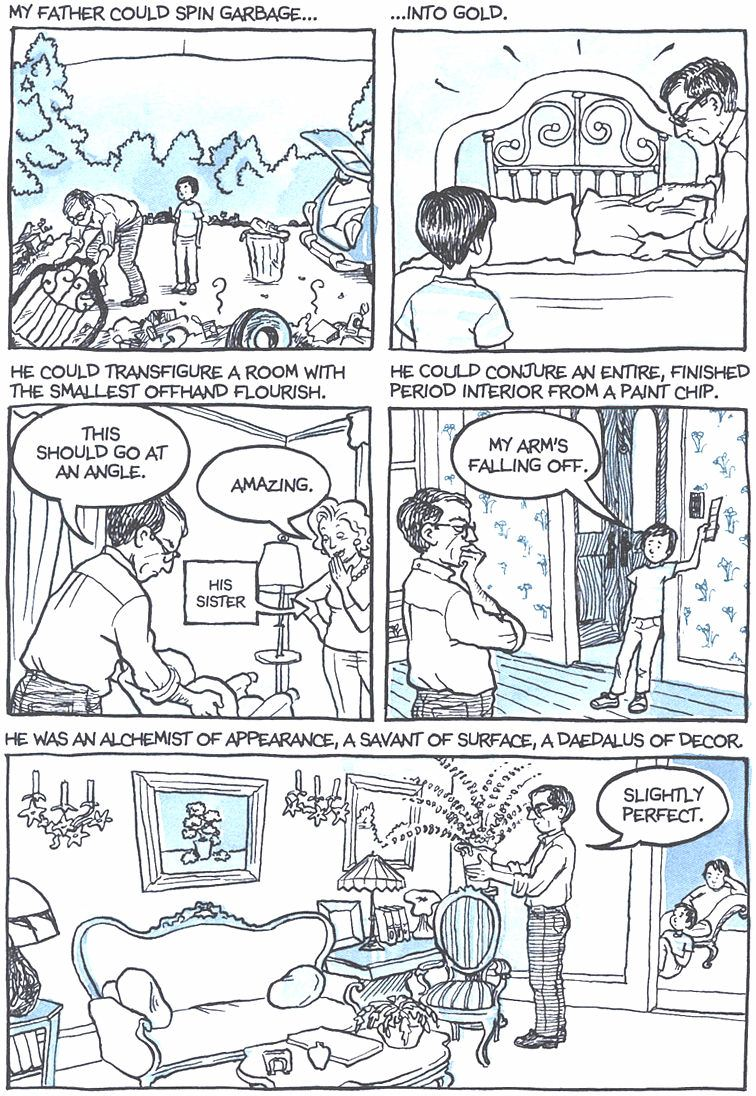 Read Fun Home: A Family Tragicomic - Chapter 1, Page 5