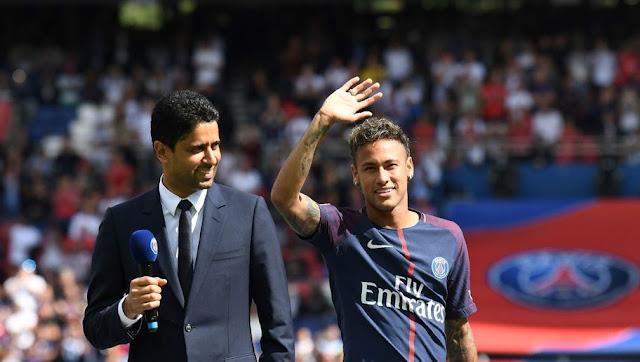 PSG : La demande de Nasser Al-Khelaifi à la sélection brésilienne pour Neymar