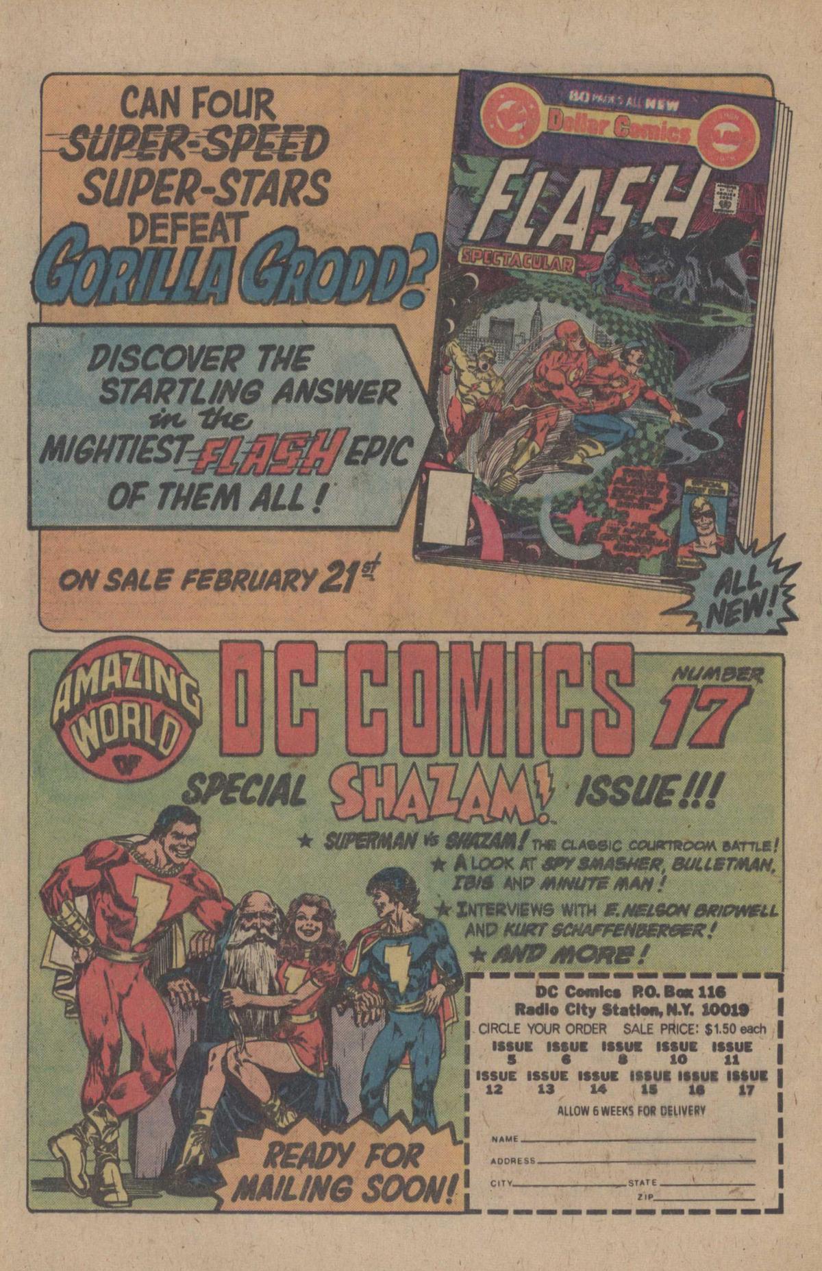 Read online All-Star Comics comic -  Issue #72 - 20