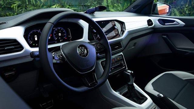 Volkswagen T-Cross - vendas