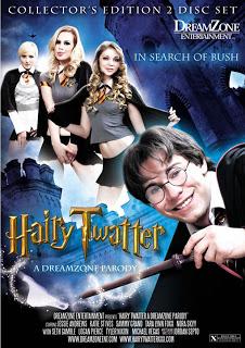 ฉลองครบรอบ 20 ปี Harry Potter XXX ด้วยหนังล้อเลียน