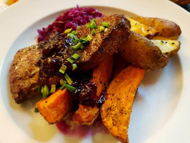 Południe-kuchnia inspirowana Ameryką Płd.