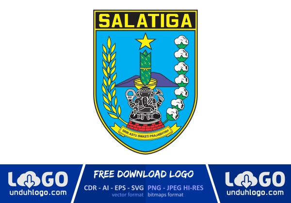 Logo Kota Salatiga Download Vector Cdr Ai Png