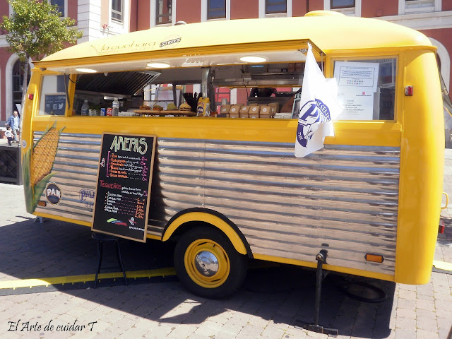 Truck food cc Principe Pio