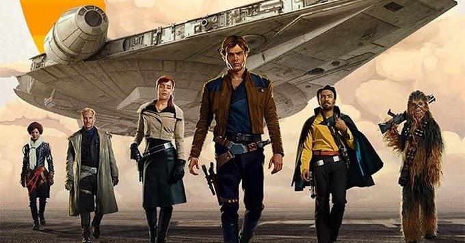 Trilha sonora de Han Solo não irá participar do Oscar 2019...  Pois alguém esqueceu de inscrever no prêmio