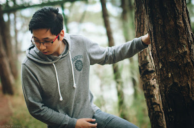 The blogger behind A Not-So-Popular Kid, Renz Cheng