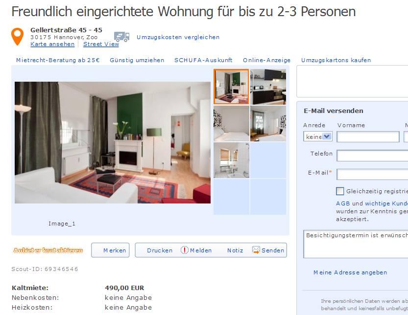 Wohnung Frankfurt Immobilienscout24