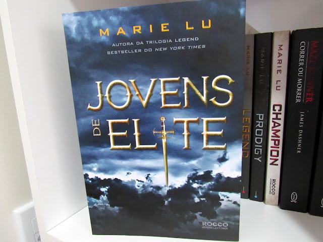 Resenha: Jovens de Elite - Marie Lu