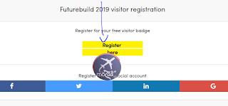 دعوة رسمية + تذكرة الدخول مجانا لحضور معرض في بريطانيا و كيفية التسجيل