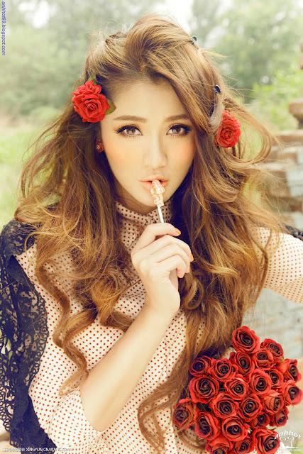 [Sugar Girl-1507272255] - Wang Xi Ran - Công chúa kiêu sa