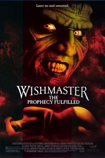 Wishmaster 4 - The Prophecy Fulfilled 2002 Dual Audio Hindi Full Movie Download