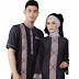 Model Desain Baju Koko / Muslim Couple Untuk Lebaran
