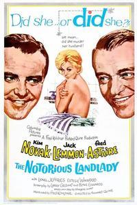 Watch The Notorious Landlady Online Free in HD