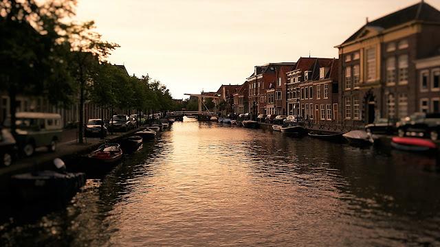 Tour dei canali di Alkmaar