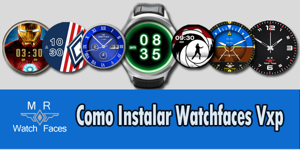 vxp watch faces