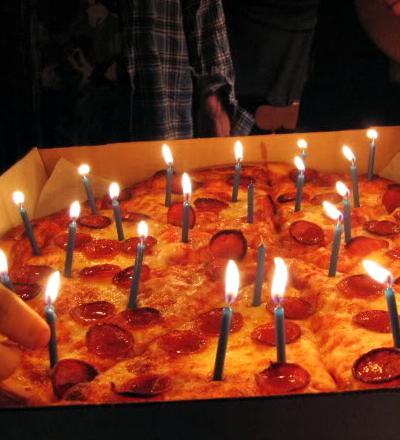 Pizza - Sorriso na Web