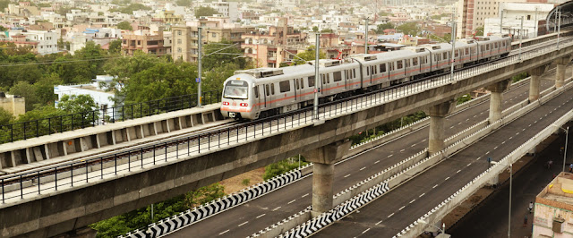 Jaipur Metro The Indian Capitalist