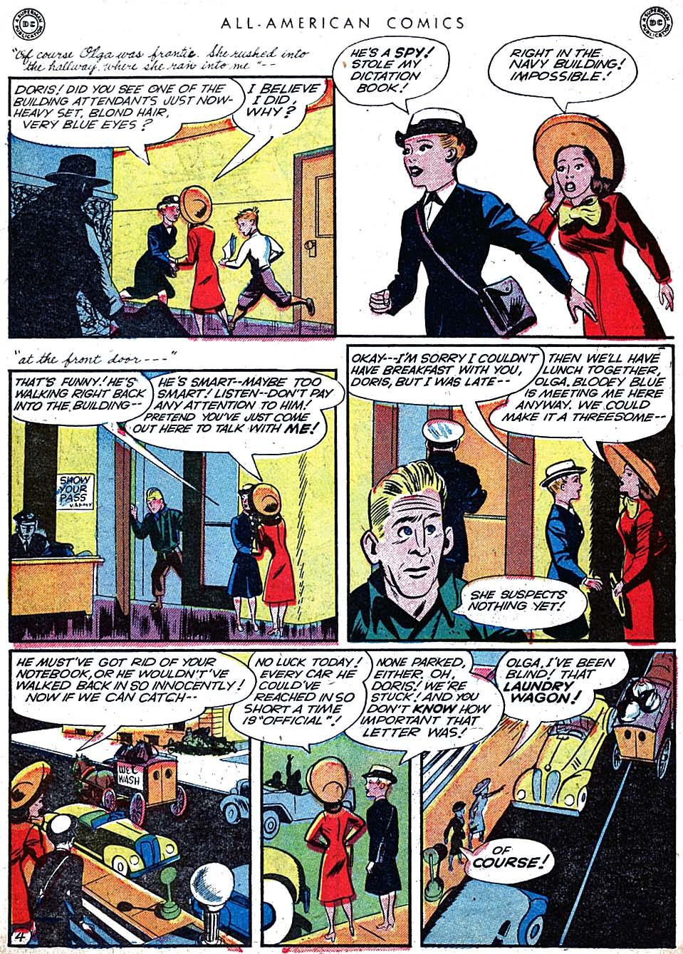 Read online All-American Comics (1939) comic -  Issue #62 - 38