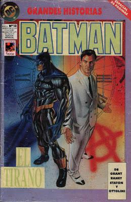 Batman – El Tirano