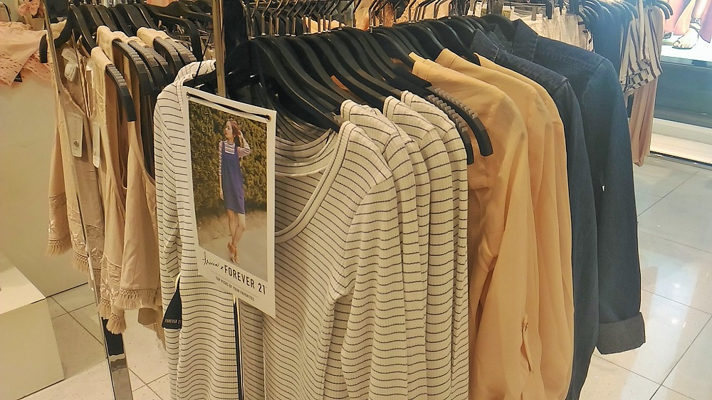 Forever21 Philippines, mix and match clothing tips,