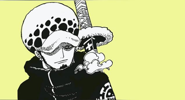 One Piece' Isn't Giving Trafalgar. D Law Any Shatter