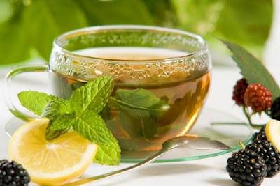 Tips Praktis Tubuh Langsing Dengan Teh Hijau Lemon