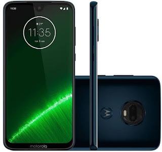 Foto do Smartphone Motorola Moto G G7 Plus XT1965-2 64GB