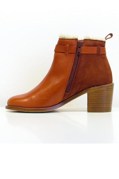 Boots fourrées Sessun Nadine Terra
