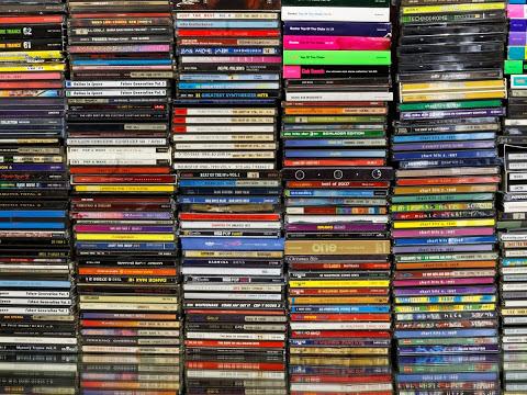 Mengoleksi CD Musik Itu Asik