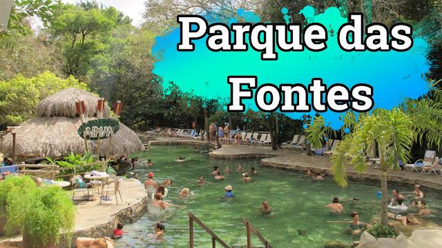 Parque das Fontes, Rio Quente Resorts