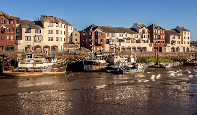 Another view of Maryport Harbour