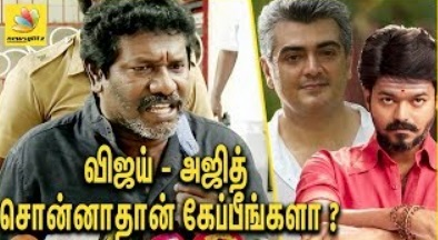 Karunas speaks on Precautions for Dengue | Vijay, Ajith