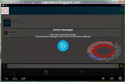 Cara Membatalkan pesan BBm yang terlanjur dikirim