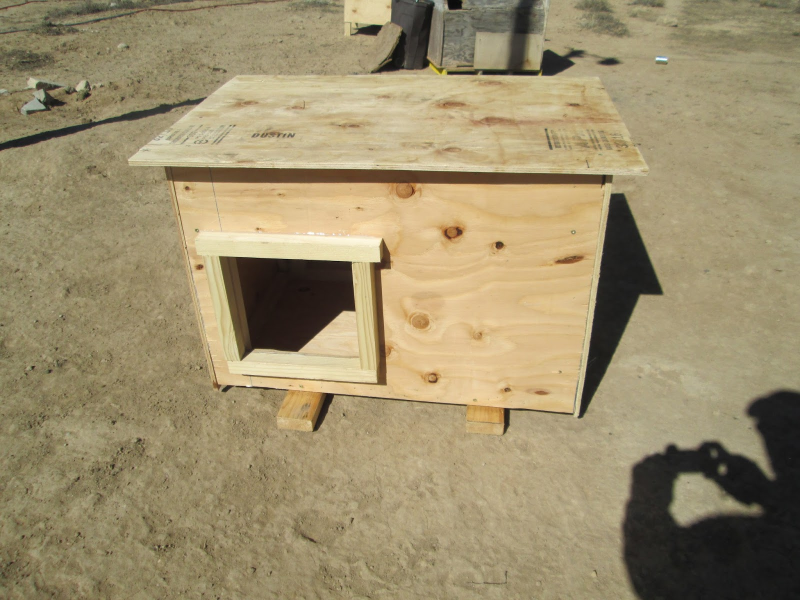 ancient pathways survival school, llc: diy dog house plans