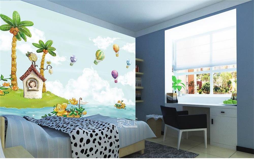 Papier peint pour chambre coucher top le top des couleurs for Papier peint tendance chambre