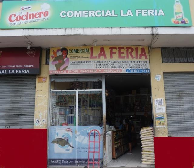 Comercial La Feria