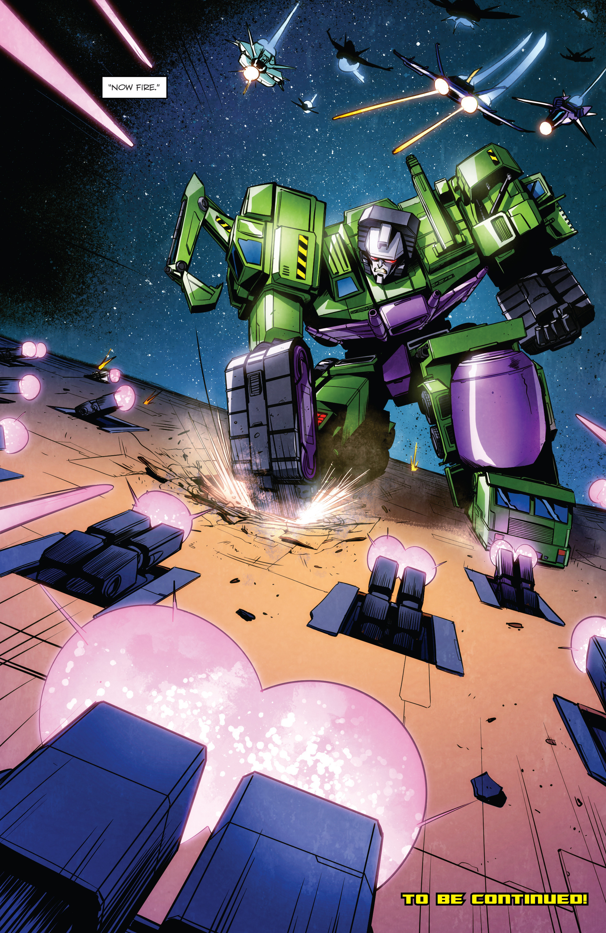 Read online Transformers: Till All Are One comic -  Issue #6 - 24