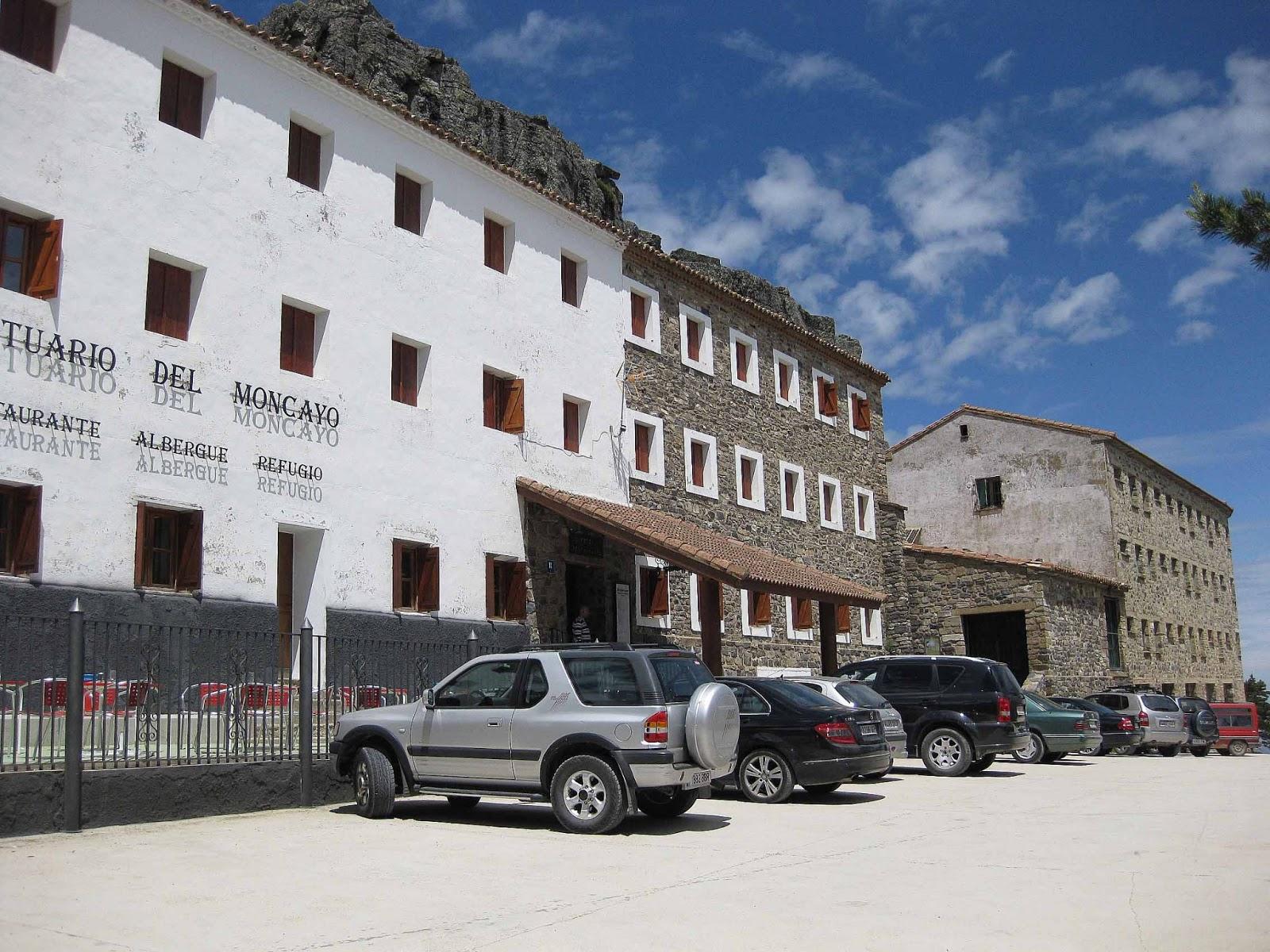 Moncayo, o San Miguel, 2314.3m, desde el Santuario del Moncayo