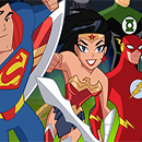DC Justice League Nuclear Rescue