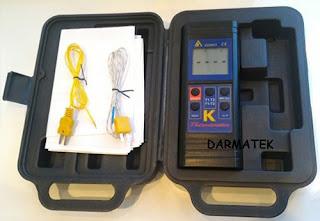Darmatek Jual AZ-8803 Single K Thermometer