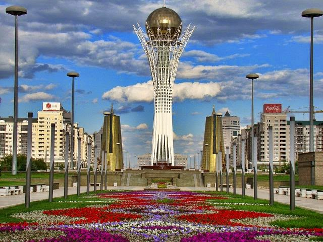 Bayterek Kazakistan, Check Out Bayterek Kazakistan : cnTRAVEL