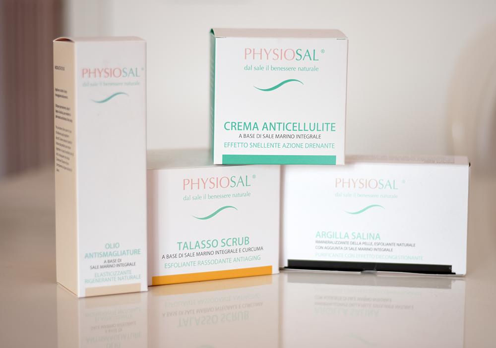 prodotti physiosal