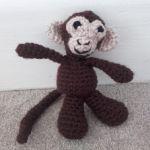 http://dippycatcrochet.blogspot.com.es/2017/07/little-monkey.html