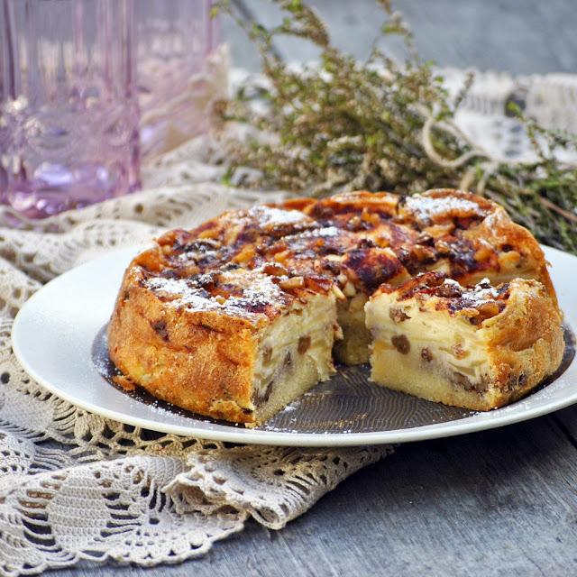 Sicilian Apple Cake Taste