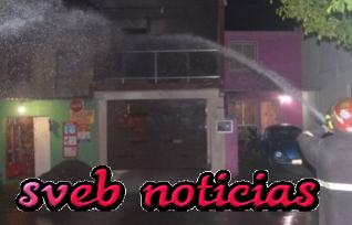 ATACAN con granadas casa de excomandante de la SSP en Puente Nacional