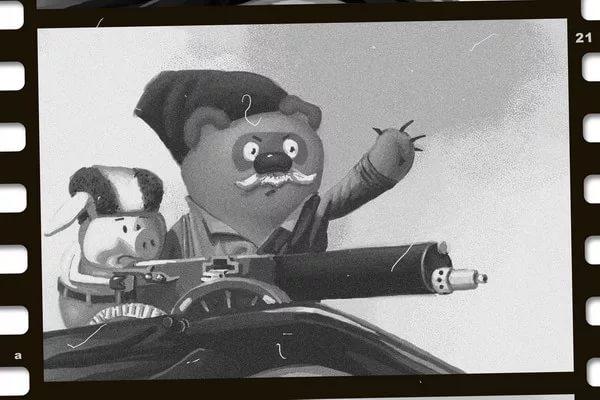Винни-Пух: почему английский медведь на самом деле — русский человек, интересное про Винни-Пуха,
