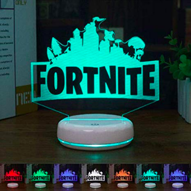 20 Fortnite Christmas Gift Ideas - lamp
