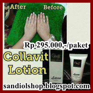 Khasiat Dan Manfaat Collavit Foam & Collavit Body Lotion