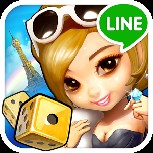 Download LINE Let's Get Rich V1.0.2 Mod Apk Unlimited Diamond
