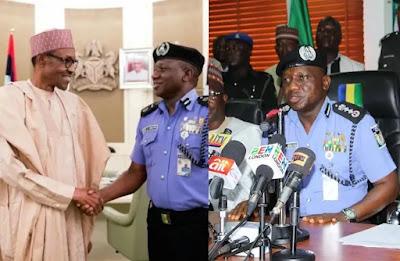 Nigeria IGP of Police Ibrahim Idris